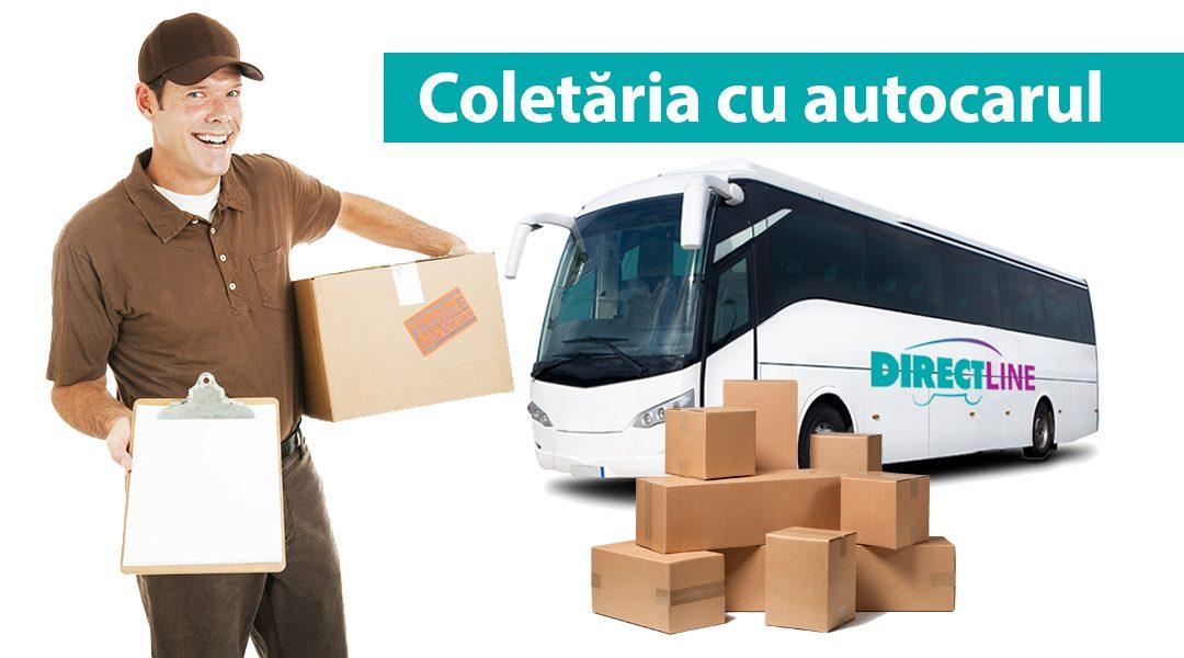 Coletăria cu autocarul – ai aflat de oferta Direct Line?